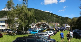 illicit. - the air & water-cooled meet Hochfilzen in Tirol tuning cars   Bild 802520