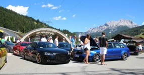 illicit. - the air & water-cooled meet Hochfilzen in Tirol tuning cars   Bild 802559