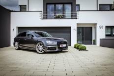 Der Audi A4 mit sportlichen Ambitionen