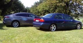 Ford MONDEO I (GBP) 12-1994 von Mondeo1994  Ford, MONDEO I (GBP), Limousine  Bild 804150