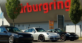 VAG am Ring 2016 Nürburgring VW Golf Treffen 2016, VAG am Ring  Bild 804176