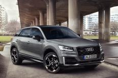 Der Audi Q2 Edition #1