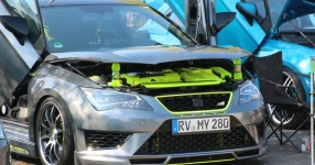 VW/Audi Abschlusstreffen Langenau 2016 89129 Langenau VW Audi tuning Car  Bild 805453