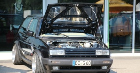 VW/Audi Abschlusstreffen Langenau 2016 89129 Langenau VW Audi tuning Car  Bild 805474