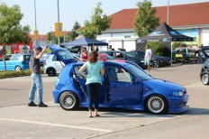 VW/Audi Abschlusstreffen Langenau 2016 89129 Langenau VW Audi tuning Car  Bild 805500