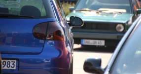 VW/Audi Abschlusstreffen Langenau 2016 89129 Langenau VW Audi tuning Car  Bild 805573