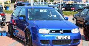 VW/Audi Abschlusstreffen Langenau 2016 89129 Langenau VW Audi tuning Car  Bild 805577