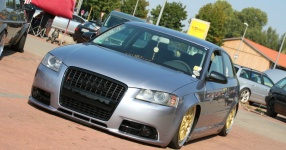 VW/Audi Abschlusstreffen Langenau 2016 89129 Langenau VW Audi tuning Car  Bild 805580