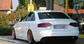 VW/Audi Abschlusstreffen Langenau 2016 89129 Langenau VW Audi tuning Car  Bild 805598
