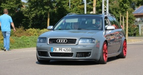 VW/Audi Abschlusstreffen Langenau 2016 89129 Langenau VW Audi tuning Car  Bild 805618
