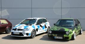VW/Audi Abschlusstreffen Langenau 2016 89129 Langenau VW Audi tuning Car  Bild 805683