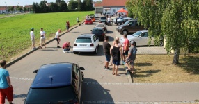 VW/Audi Abschlusstreffen Langenau 2016 89129 Langenau VW Audi tuning Car  Bild 805692