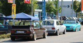 VW/Audi Abschlusstreffen Langenau 2016 89129 Langenau VW Audi tuning Car  Bild 805749