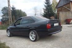 Opel VECTRA A CC (88, 89) 05-1994 von AtyVMZ  Opel, VECTRA A CC (88, 89), 4/5 Türer  Bild 817339