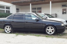 Opel VECTRA A CC (88, 89) 05-1994 von AtyVMZ  Opel, VECTRA A CC (88, 89), 4/5 Türer  Bild 817340