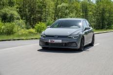Neue Fahrwerkslösung für VW Golf 8: Ab sofort KW Gewindefahrwerke verfügbar!