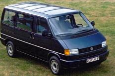 VW TRANSPORTER T4 Bus (70XB, 70XC, 7DB, 7DW) 01-1992 von gtdriver