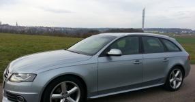 Audi A4 Avant (8K5) 10-2010 von SportEdition  Audi, A4 Avant (8K5), Kombi  Bild 807328