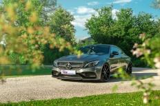 Mercedes-AMG C 63 Coupé mit Biss