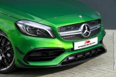 Leistungssprung für den Mercedes-AMG A 45