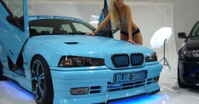 BMW 3 (E36) 09-1996 von Reneda  BMW, 3 (E36), Limousine  Bild 807891