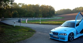 BMW 3 (E36) 09-1996 von Reneda  BMW, 3 (E36), Limousine  Bild 807897