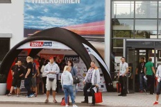 Track & Safety Days 2017 in Hannover