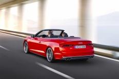Das neue Audi S5 Cabrio ist da!