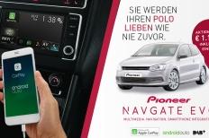 Pioneer NAVGATE EVO: Das Infotainment-Upgrade für den VW Polo 6C!