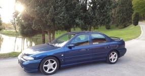 Ford MONDEO I (GBP) 12-1994 von Mondeo1994  Ford, MONDEO I (GBP), Limousine  Bild 808341