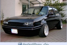 VW POLO Coupe (86C, 80) 08-1991 von Mulle