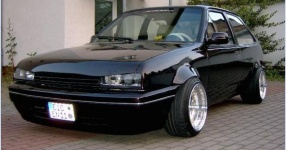 VW POLO Coupe (86C, 80)