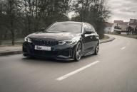 KW Gewindefahrwerke: Fahrwerkslösungen jetzt für BMW 3er (G21) Touring mit xDrive erhältlich