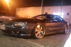 Mercedes Benz SL (R230) 08-2005 von Uniquedreams  Mercedes Benz, SL (R230), Roadster  Bild 817253