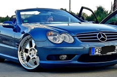 Mercedes Benz SL (R230) 08-2005 von Uniquedreams  Mercedes Benz, SL (R230), Roadster  Bild 817254