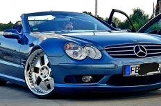 Mercedes Benz SL (R230) 08-2005 von Uniquedreams  Mercedes Benz, SL (R230), Roadster  Bild 817254