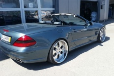 Mercedes Benz SL (R230) 08-2005 von Uniquedreams  Mercedes Benz, SL (R230), Roadster  Bild 817255