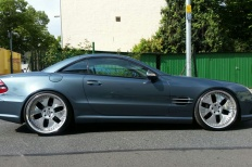 Mercedes Benz SL (R230) 08-2005 von Uniquedreams  Mercedes Benz, SL (R230), Roadster  Bild 817256
