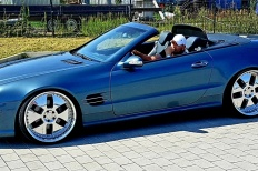 Mercedes Benz SL (R230) 08-2005 von Uniquedreams  Mercedes Benz, SL (R230), Roadster  Bild 817257