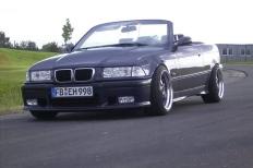 BMW 3 Cabriolet (E36) 07-1996 von Uniquedreams  BMW, 3 Cabriolet (E36), Cabrio  Bild 817265