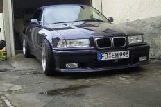 BMW 3 Cabriolet (E36) 07-1996 von Uniquedreams  BMW, 3 Cabriolet (E36), Cabrio  Bild 817266