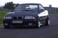 BMW 3 Cabriolet (E36) 07-1996 von Uniquedreams  BMW, 3 Cabriolet (E36), Cabrio  Bild 817269