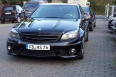 Mercedes Benz C-KLASSE (W204) 04-2010 von Uniquedreams