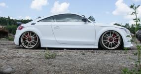 Dieser Audi TTRS posiert in malerischer Kulisse!  Audi, Audi TTRS  Bild 816570