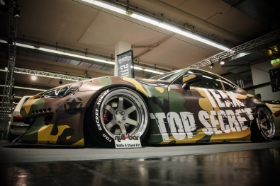 Toyota GT86 von Top Secret Tuning