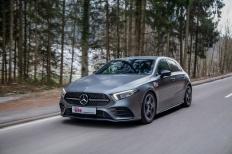 Aerodynamik-Champion der Kompakten: Die Mercedes A-Klasse