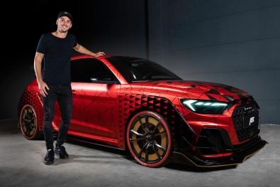 Der krasseste Audi A1 der Welt