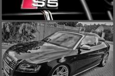 Audi A5 Cabriolet (8F) 02-2008 von Argy