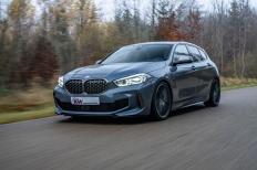 KW V3 Gewindefahrwerk jetzt auch für den BMW M135i xDrive erhältlich