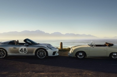 Porsche Speedster: Made in Zuffenhausen